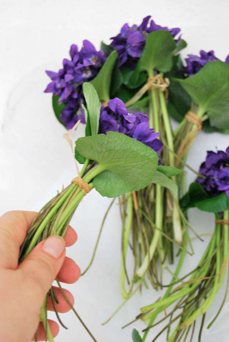 Carefully and gently re-cut the stems with scissors and make sure the vases are full to the top.