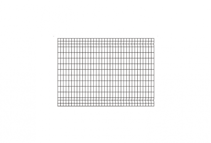 A Euro Black Powder-Coated Steel Decorative Fence Panel measuring four feet high and 5.9 feet wide is $36.86 from Lowe&#8