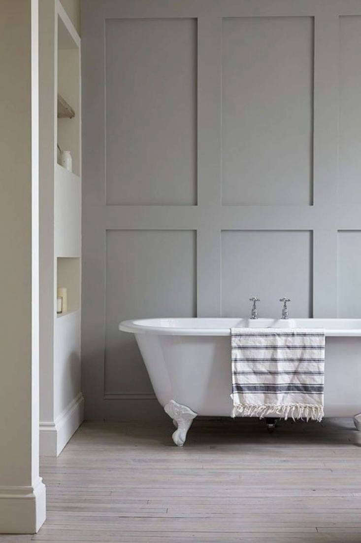Do you have room for a freestanding bathtub? See more tips in Remodeling \10\1: Romance in the Bath: Built-In vs. Freestanding Bathtubs. SeeHouse Call: Endless Summer in a London Victorianfor more of this project. PhotographviaLight Locations.