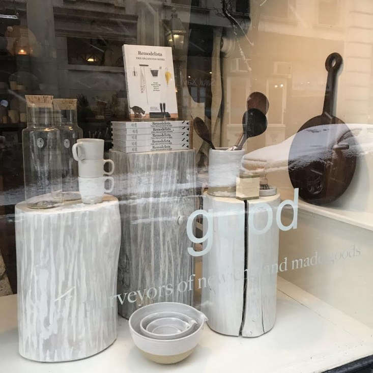And, if you&#8\2\17;re in the New England area, stop byGoodin Boston Thursday to talk with Margot about our new book,Remodelista:The Organized Homeand sleuth a few artful organizational tools from the shop. The event is 5–8 p.m. at \20 Myrtle St.; see you there.