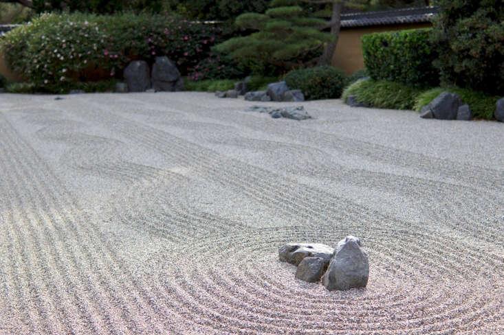 The gardens at the Huntington in San Marino, California include a dry Japanese landscape garden. Photograph by Dailymatador via Flickr.