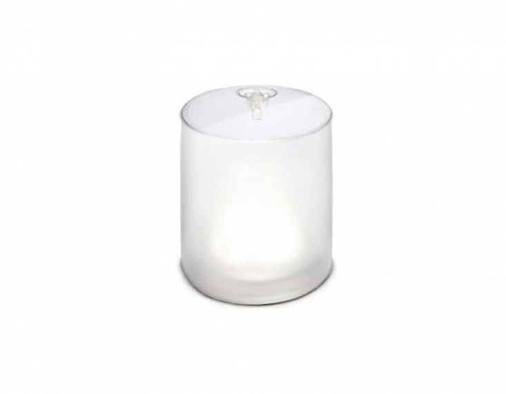 A Luci Lux Pro Inflatable Solar Lantern has a &#8