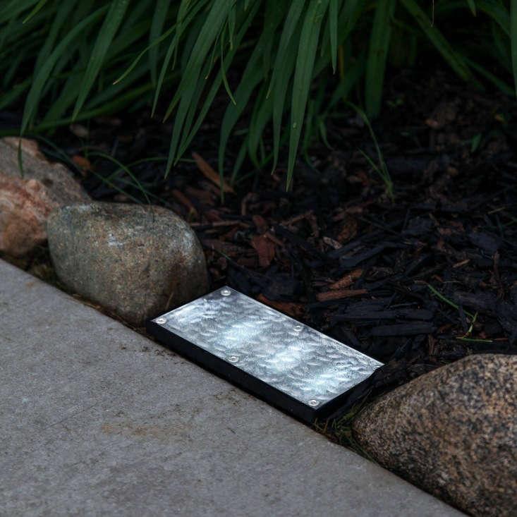 Hardscaping 101 Solar Lighting Gardenista