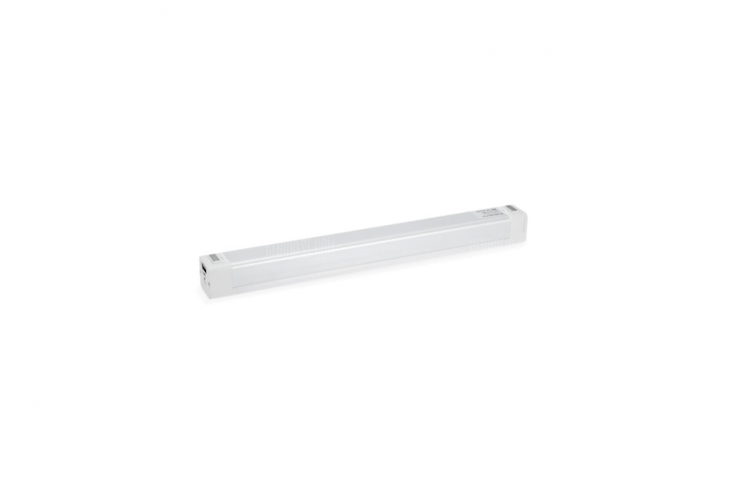 A white Solar Rechargeable LED Tube Light is $38.87 from Gear Best.