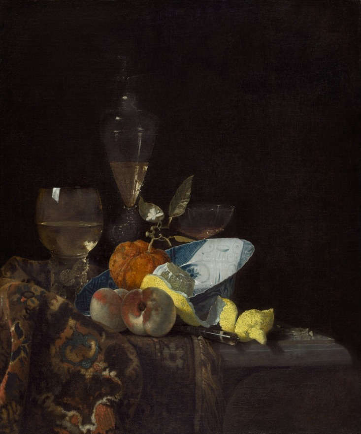 Willem Kalf (Dutch, –93), Still Life, c. 60, oil on canvas, Chester Dale Collection 43.7.8. Photograph courtesy of the National Gallery of Art Open Access Database.
