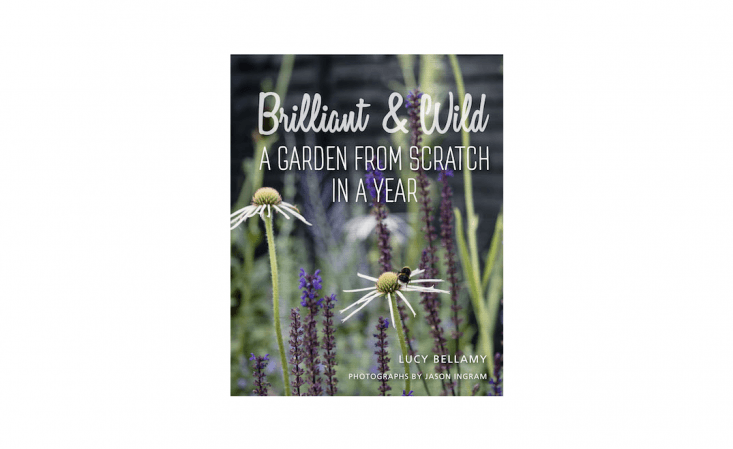 A hardcover copy of Brilliant & Wild: A Garden from Scratch in One Year is £.60 from Amazon UK. A US edition will publish in June; for information, see Amazon.