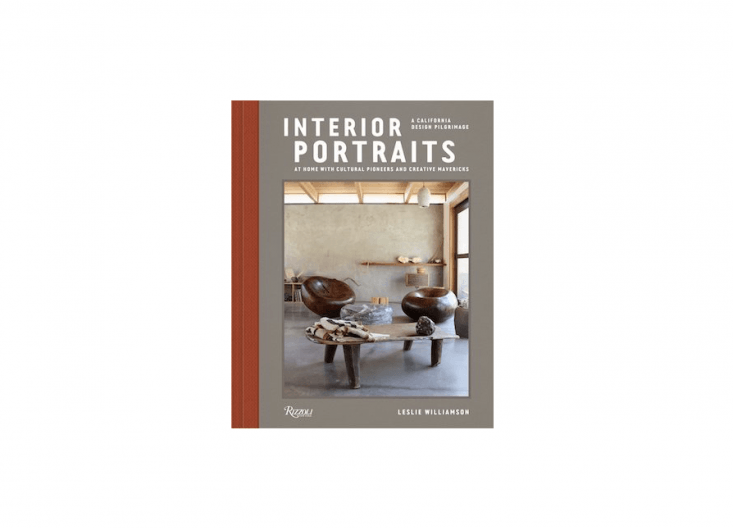 A hardcover copy of Interior Portraits: At Home with Cultural Pioneers and Creative Mavericks (Rizzoli) is \$34.43 from Amazon.