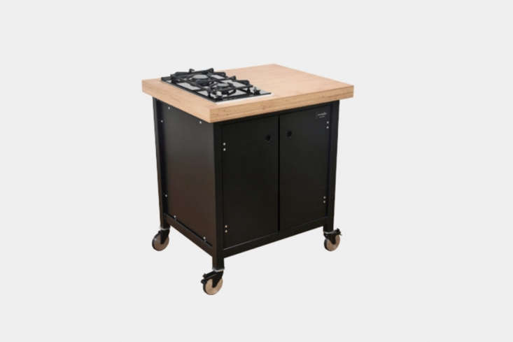 Kochwagentranslates to &#8\2\20;cook wagon,&#8\2\2\1; and the company by the same name manufacturesmobile cooking trolleys available in a range of sizes and colors. See Alexa&#8\2\17;s favorites inColorful Cooktops to Go, German Edition.