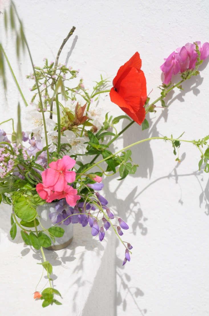 Spring in a vase.