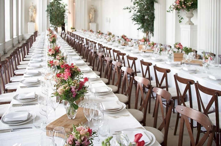 &#8\2\20;The Orangery at @kensingtonpalace in all its glory&#8\2\2\1; for awedding reception last year.