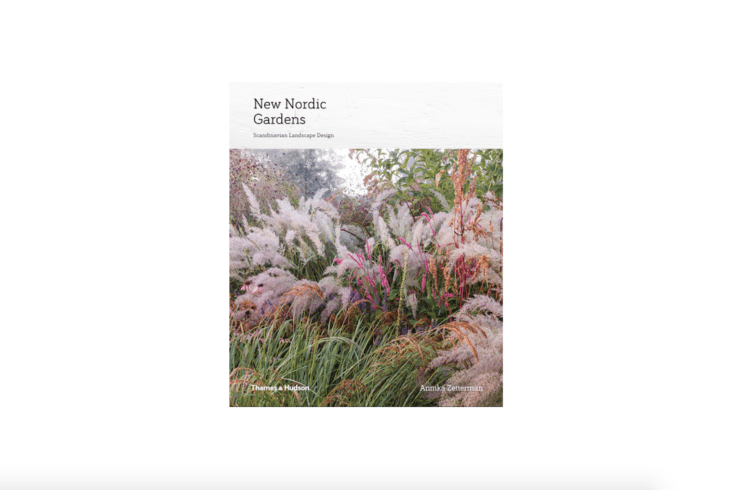 A hardcover copy of New Nordic Gardens is $30.59 from Amazon.