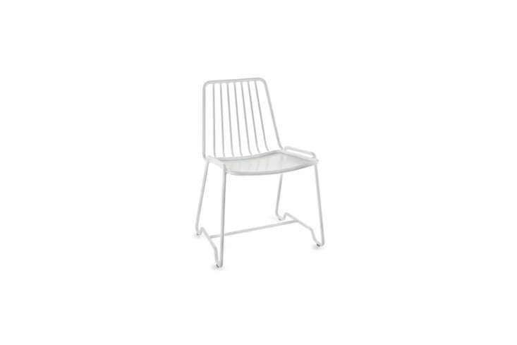 The Serax Outdoor Dining Chair by Paola Navone is $363.9