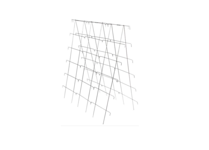 A 48-inchCucumber Support Frame also can be used to train cherry tomatoes; it is \$\24.99 from Gardener&#8\2\17;s Edge.