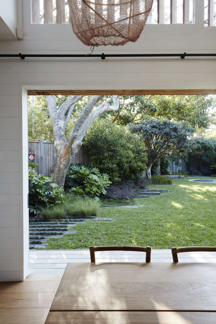 Downsizing a House to Expand the Garden: At Home with Landscape Architect William Dangar