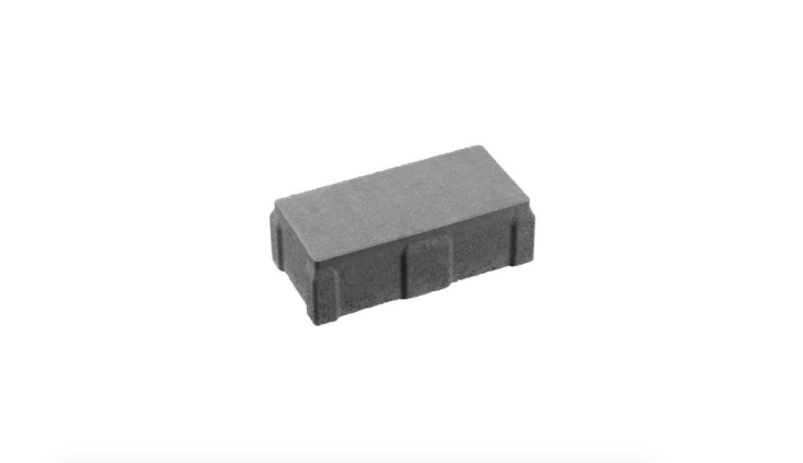 A permeable Holland Stone paver measures five by \10 inches and is available in multiple color choices. For more information and prices, see Belgard.