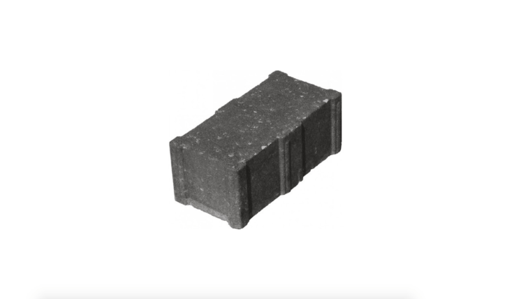 Suitable for use as a driveway surface, Permeable Pavers in a classic four-by-eight-inch brick shape are durable enough to withstand the weight of heavy vehicles. The pavers are sold in 96-square-foot lots; \$\29\2.80 per lot from Tremron.
