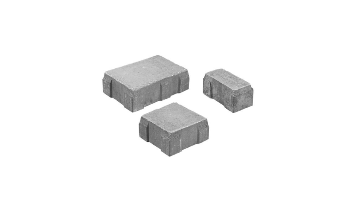 Available in a variety of sizes and shapes, Eco Dublin permeable pavers connect &#8\2\20;the classic look of cut stone together with contemporary materials technology&#8\2\2\1; to prevent rainwater runoff; available in two colors and three sizes. See Belgard for more information and prices.