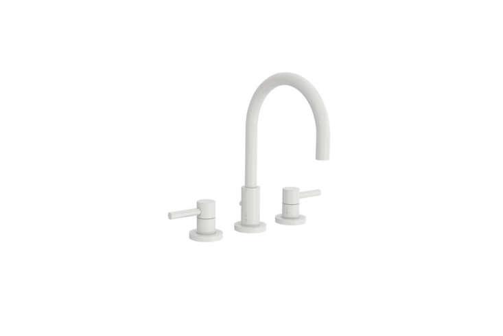ANewport Brass East Linear 8-Inch Widespread Bathroom Sink Faucet is $9.0