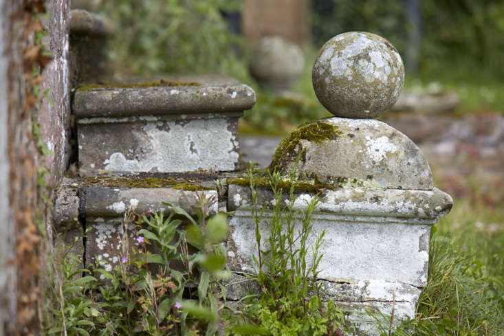 What we all want of course is the fabulous patina of aged pieces including lichen and moss.