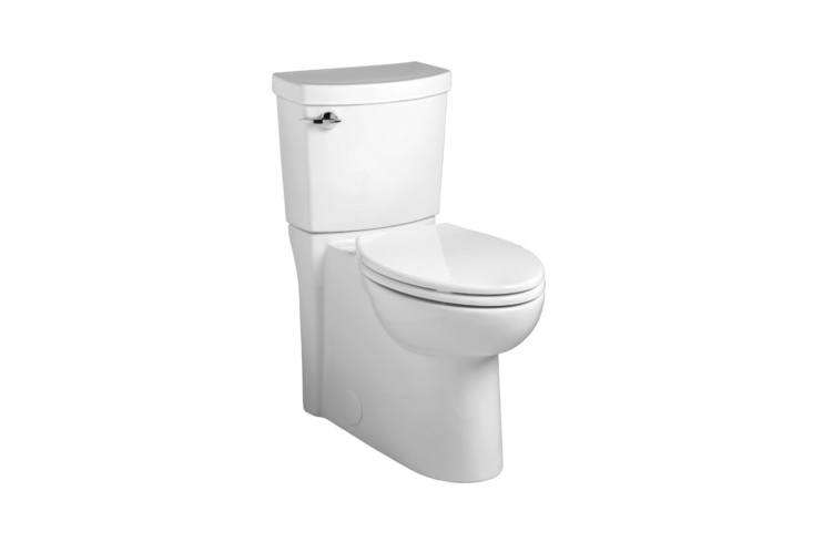TheAmerican Standard Clean High-Efficiency Elongated Two-Piece Toilet receives the highest marks in the WaterSense \1.\28 gpf category from Consumer Reports.
