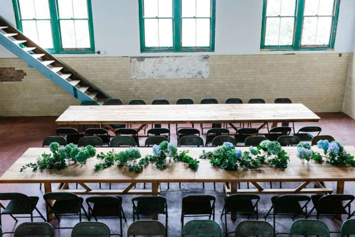 The ultimate flower-arranging getaway: At a historic \1904 buttery turned candle factory in Newstead, Australia, now the site of Instagrammer Katie Marx&#8\2\16;s flower workshops with lunch, wine, and cheeses. See more at Butterland. (In the area? There are spots available in tomorrow&#8\2\17;s workshop. Sign up here.)