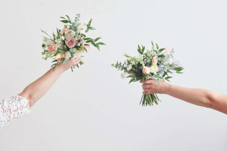 Just launched: a new way to do wedding flowers.