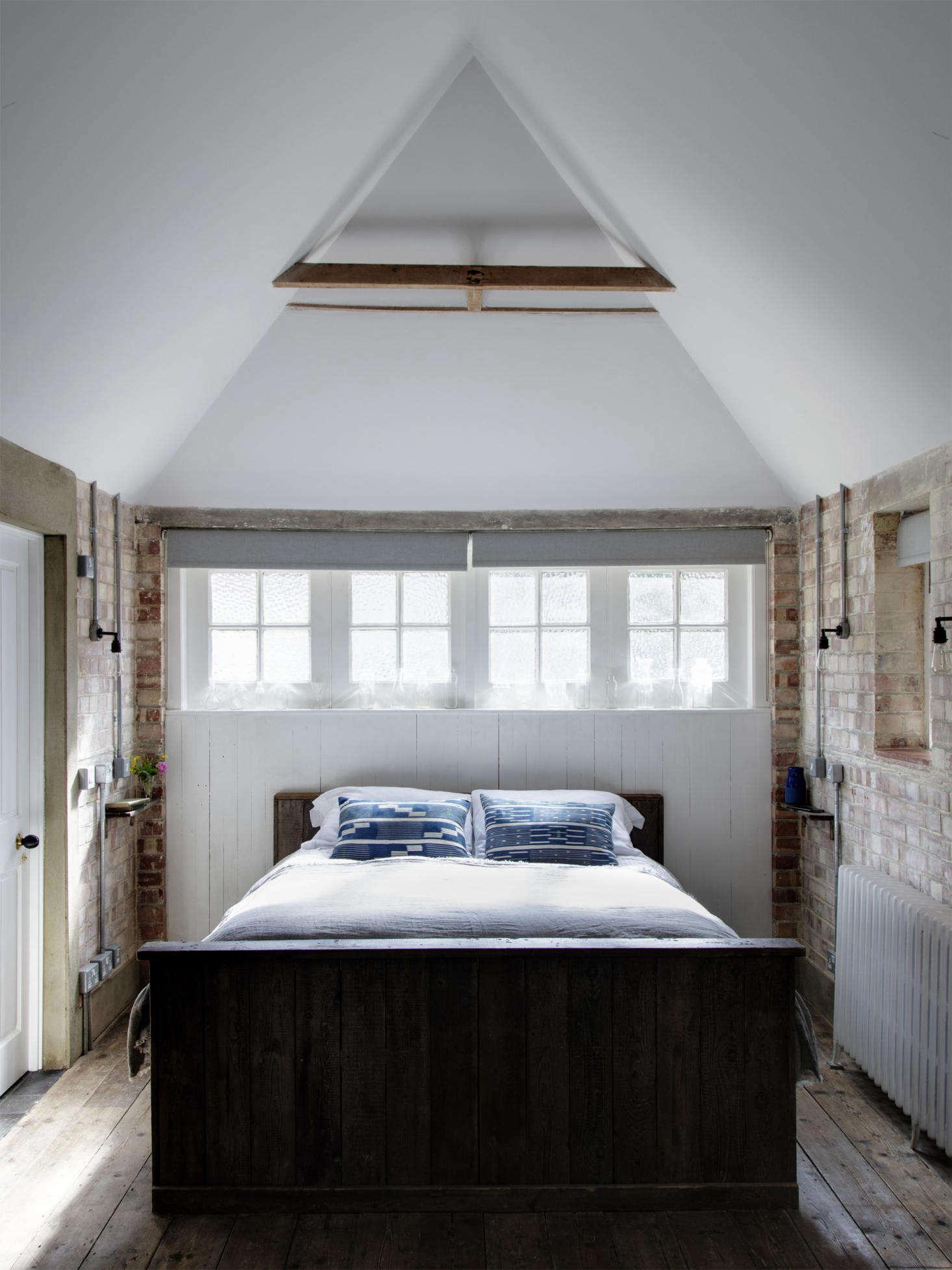 Designer Mark Lewis transformed an unloved garage into &#8