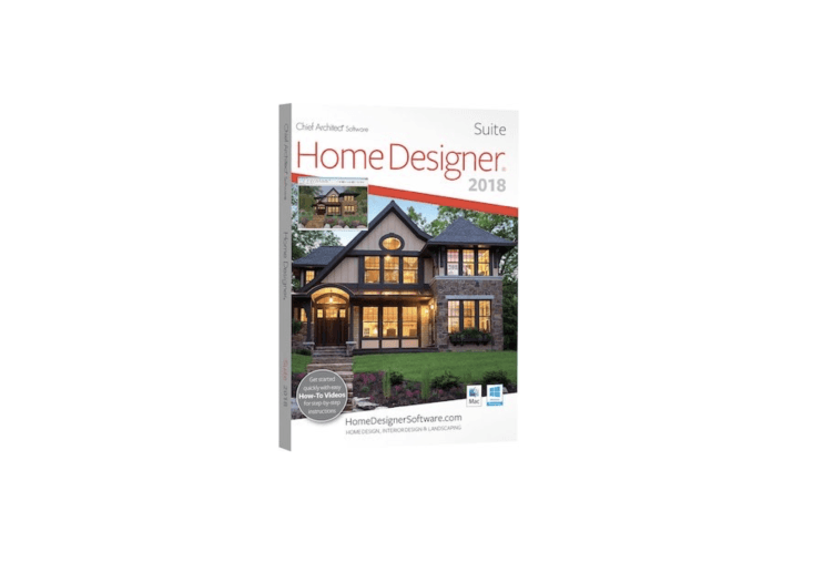 Home Designer Suite  is $99.99 from Amazon.
