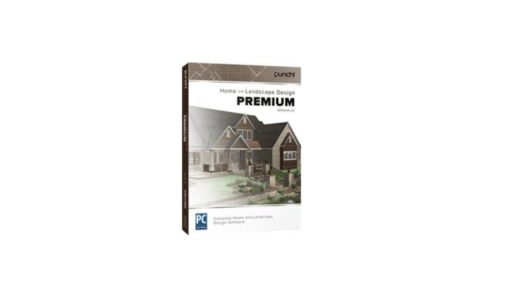 Punch! Home & Landscape Design Premium V is $99.99.