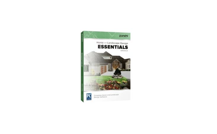 Punch Home & Landscape Design Essentials is $49.99.
