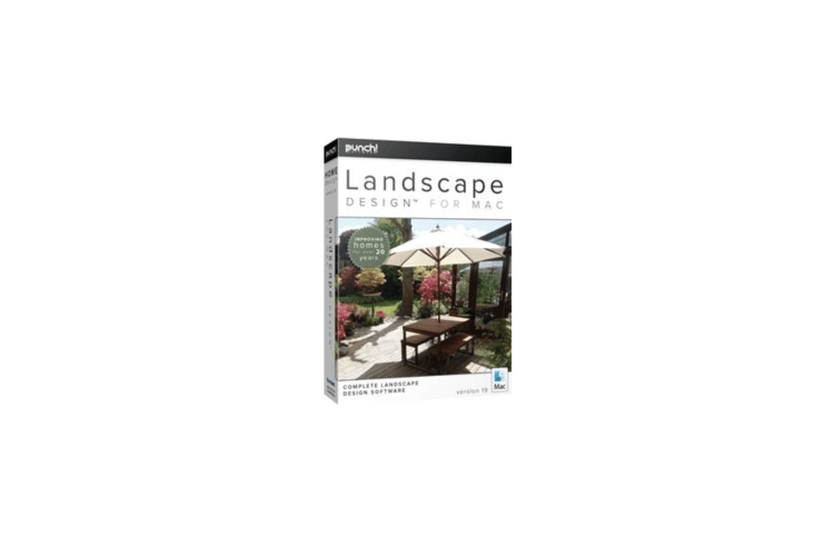 Punch! Landscape Design is $59.99.