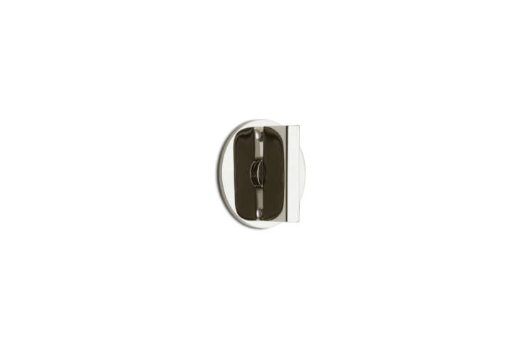 The Nanz N. 4070 Rectilinear Thumbturn is designed to work with full mortise locksets. Contact Nanz for pricing and information.