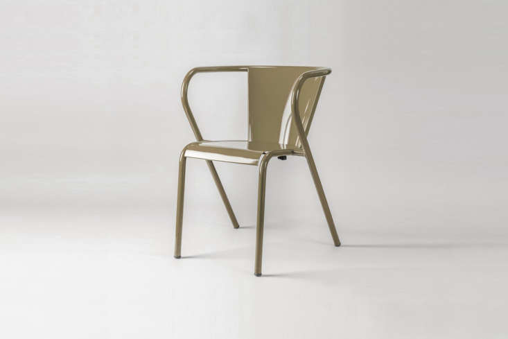 Another Portuguese outdoor chair, this time from brand Adico, is the Portuguese 5008 Chair in Green. It&#8\2\17;s available for £\1\25 at The Conran Shop.