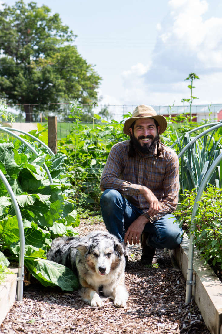 """Don't start by planting seeds. Or even buying them. """"The first thing you need to do,"""" Stephen says, """"is gaining some knowledge, doing some reading."""" A book like Rodale&#8"""