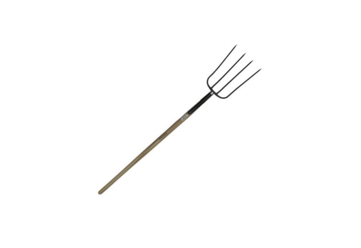 A four-prong Taifun Manure Fork is €\26.99 from Agridirect.