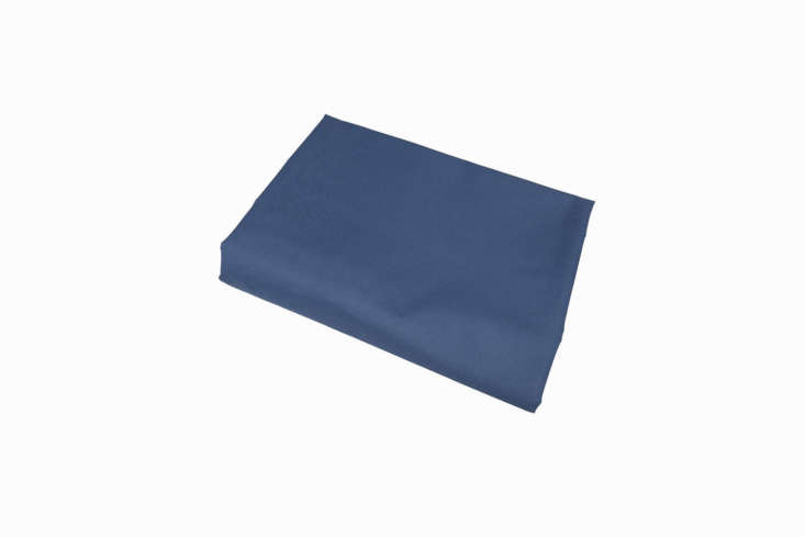 From a UK source, the Garden Fence Panel Balcony Cover, available in a range of colors (shown in Azure) and two sizes (300 by 90 centimeters and 500 by 90 centimeters), is made of wind- and UV-proof polyester fabric; £\24.43 on eBay in the UK.