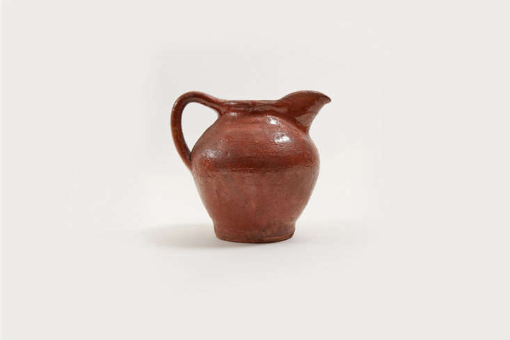 The Antique Small Terra Cotta Water Pitcher is \$3\25 at Il Buco Family.