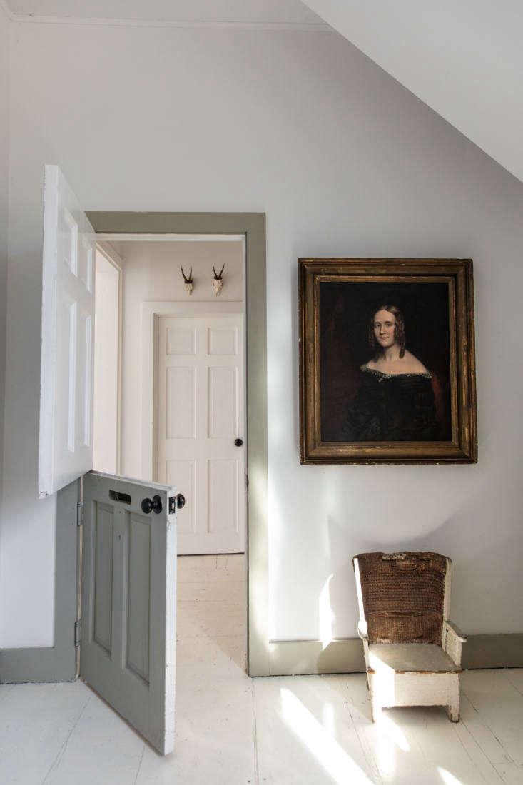 A th-century portrait of Clarissa Pear (&#8