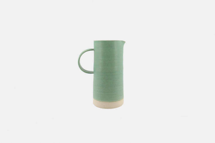 Made in County Sligo in Ireland by John Ryan Ceramics, the Petit Pichet Jry atLa Trésorerie is €33.35.