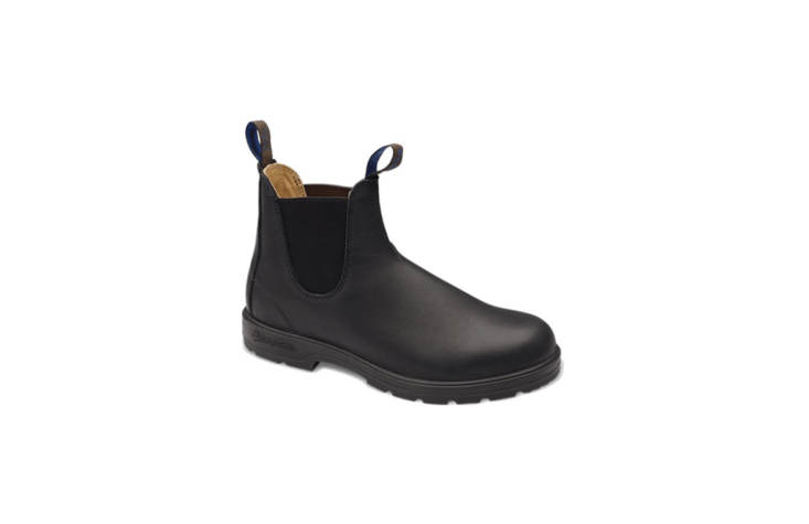 A pair of waterproof leather Women&#8\2\17;s Thermal Boots is lined with Thinsulate (a synthetic fiber insulation) for warmth; \$\2\24.94 from Blundstone.