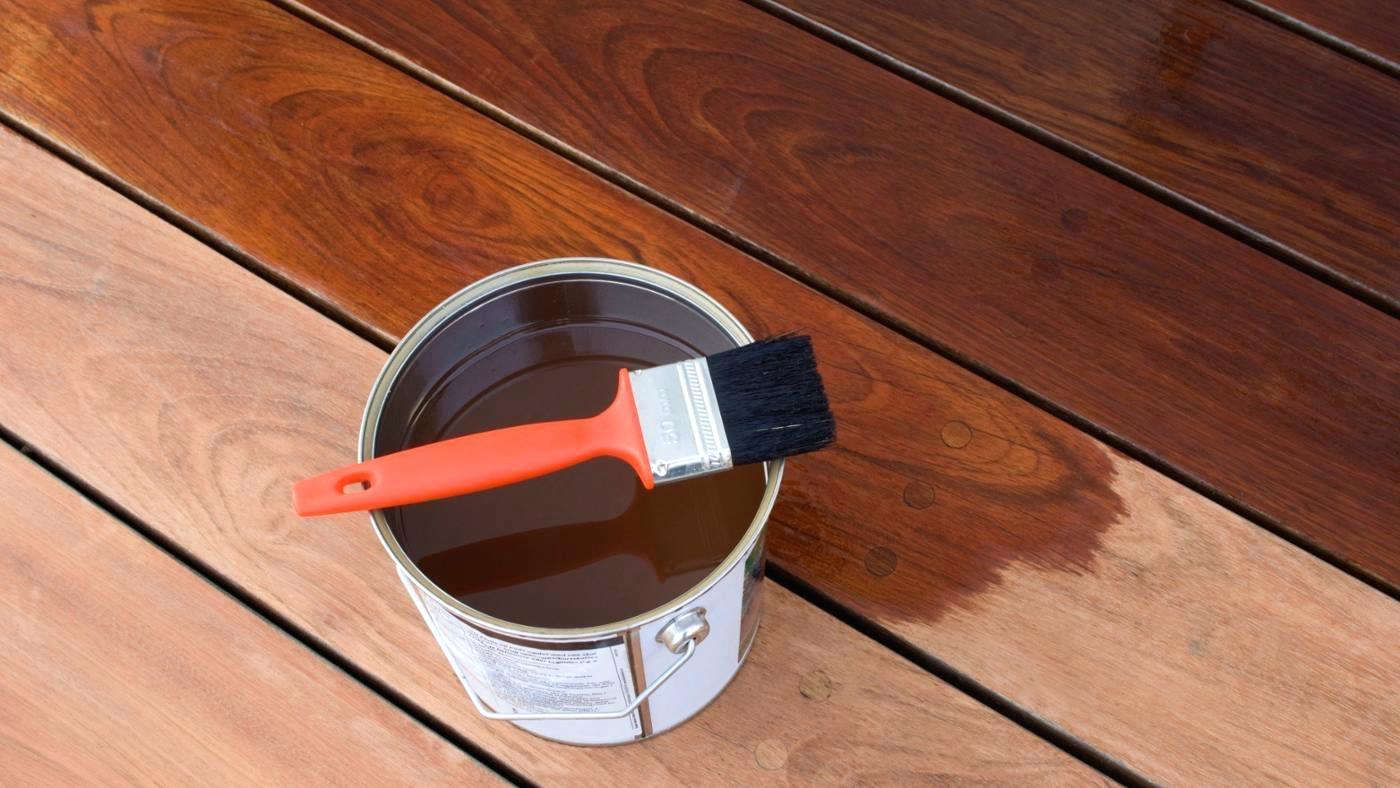 Staining mahogany decking or sealing it with wood oil will increase the lifespan of the wood. For more informations and prices for kiln-dried mahogany decking, see Green World Lumber.