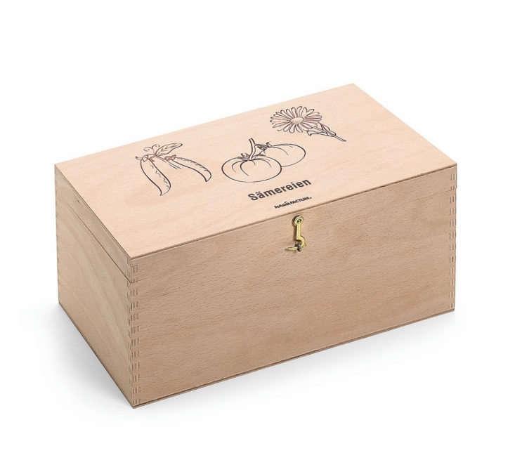 Manufactum Wooden Seed Box