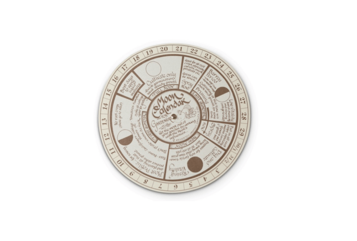 &#8\2\2\1; Simply dial in the date of the new moon each month and be on your way with a perpetualMoon Gardening Calendar;\$7.80 NZD from Country Trading.