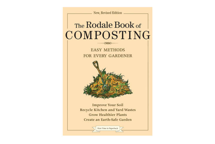 For those getting started composting, or fine-tuning their current practice, the Rodale Book of Compostingis$6.93 on Amazon.