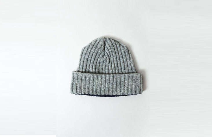For the gardener who braves the elements: a unisex Sasawashi Beanie is woven from wool and washi-paper threads, which &#8