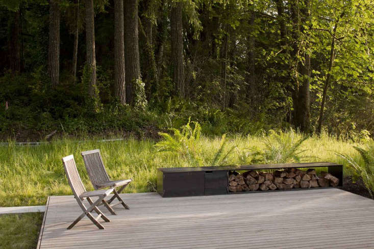 See more of this ipe deck in A Puget Sound Cabin That Rests Lightly on the Landscape. Photograph by Jeremy Bittermann.