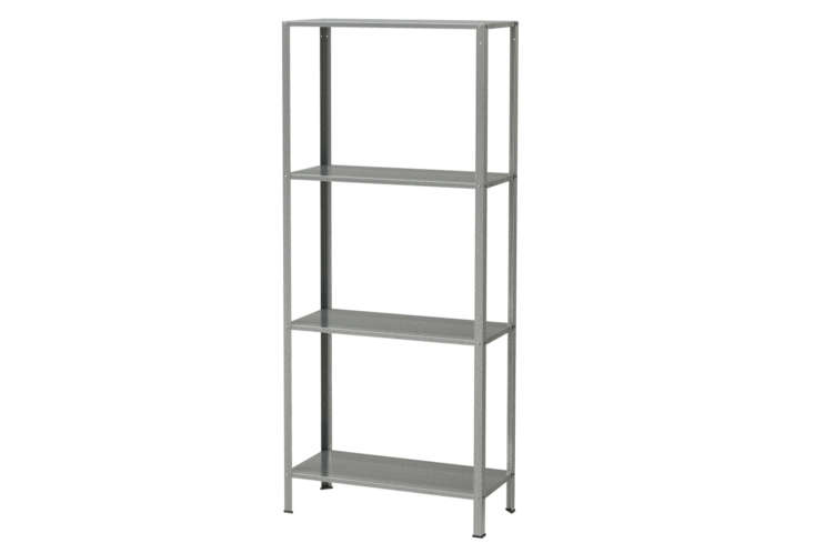 The most affordable garage shelving on our list is Ikea&#8