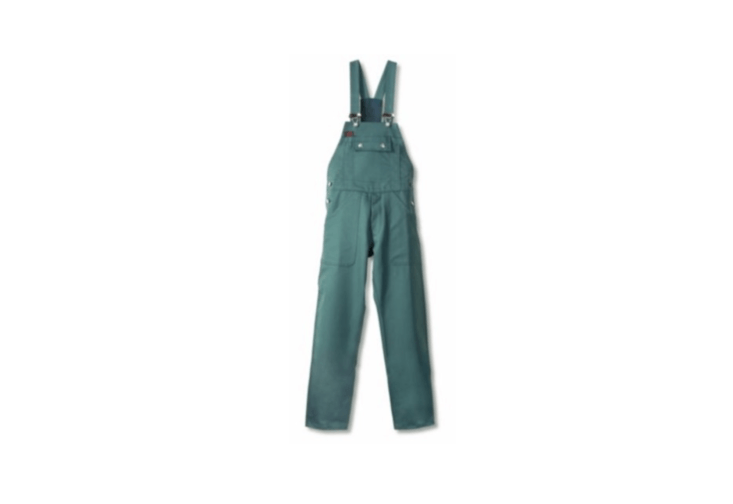 With a &#8\2\20;raised rear section to protect lower back from the cold,&#8\2\2\1; a Cotton Twill Gardening Dungarees is €\104 from Manufactum.