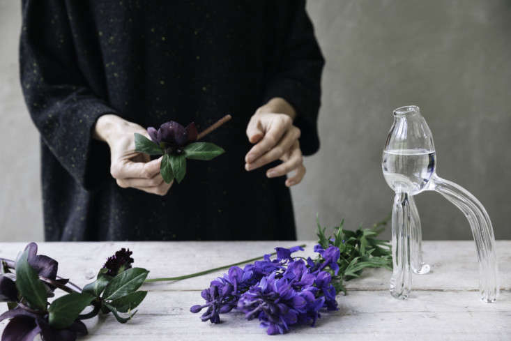 Attention Londoners:Beginning in March,The New Craftsmenwill be transformed into a &#8\2\20;botanical Eden&#8\2\2\1; with a collaboration between glassmakerJochen Holzand Philippa Craddock, floral designer to the royals. Photograph courtesy of The New Craftsmen.