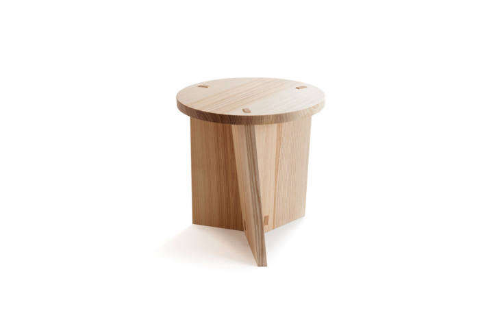 By designers Claesson Koivisto Rune for Nikari, the Marfa Stool is another luxe option (it's £576) for your very best plant (or for a money tree perhaps?). It's available in ash or black-stained ash from TwentyTwentyOne.